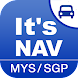 It'sNAV +MYS/SGP - Androidアプリ