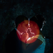 Wedding photographer Jose Mosquera (visualgal). Photo of 29.09.2016