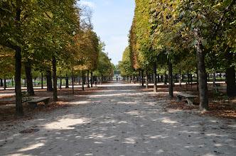 Photo: Paris - Tulieries