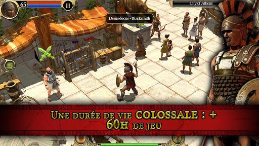 Télécharger Gratuit Titan Quest  APK MOD (Astuce) screenshots 3