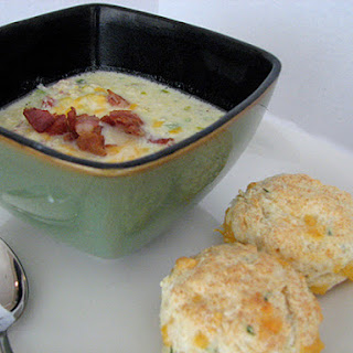 Corn and Cheese Chowder