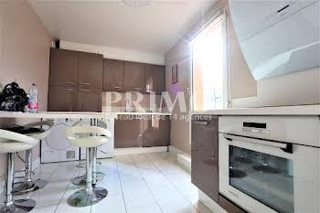 Appartement 4 pièces 86,44 m2