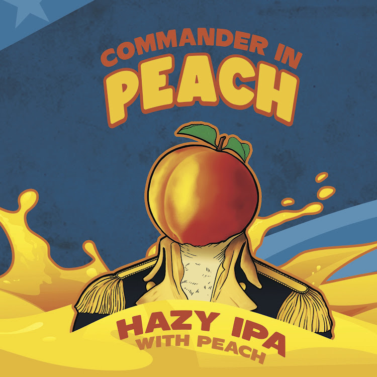 Logo of Young Veterans: Commander In Peach