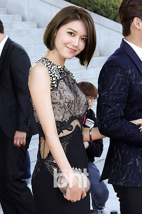 sooyoung gown 23