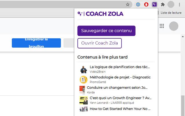 Coach Zola