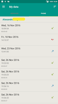 My Android - screenshot