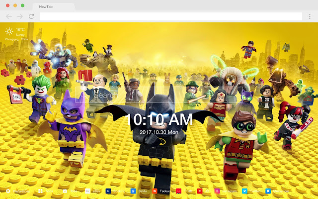 LEGO New Tabs HD Wallpapers  Themes