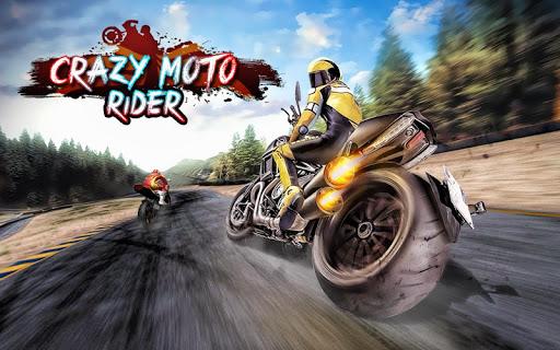 Crazy Moto Extreme Moto Rider