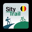 SityTrail Belgium hiking GPS icon
