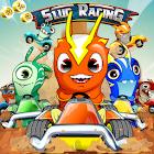 Super Slugs Racing Battle icon