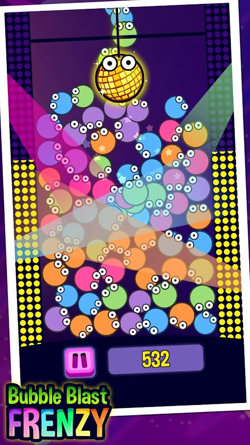 Bubble Blast Frenzy- screenshot