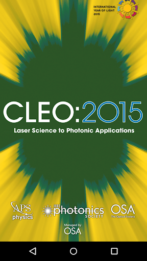 CLEO Conference and Exhibition