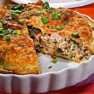 Pork and Potato Pie Recipe
