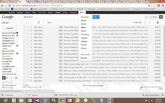 Google Reader Link Restorer