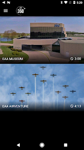 EAA 360- screenshot thumbnail