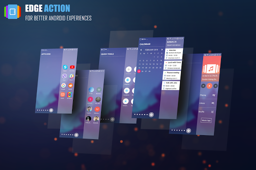 Sidebar, Edge Screen, Toolbox - Edge Action screenshot 1