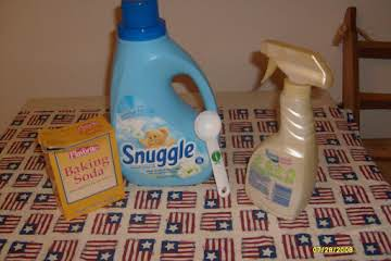 Make Your Own Febreeze for 10cents A Bottle