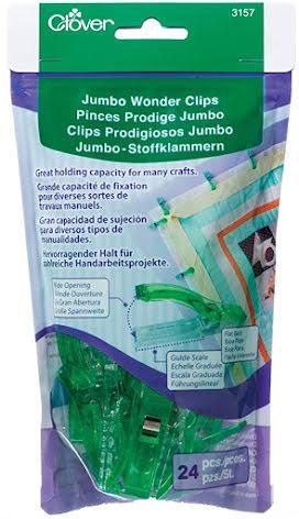 Jumbo Wonder Clips (16361)