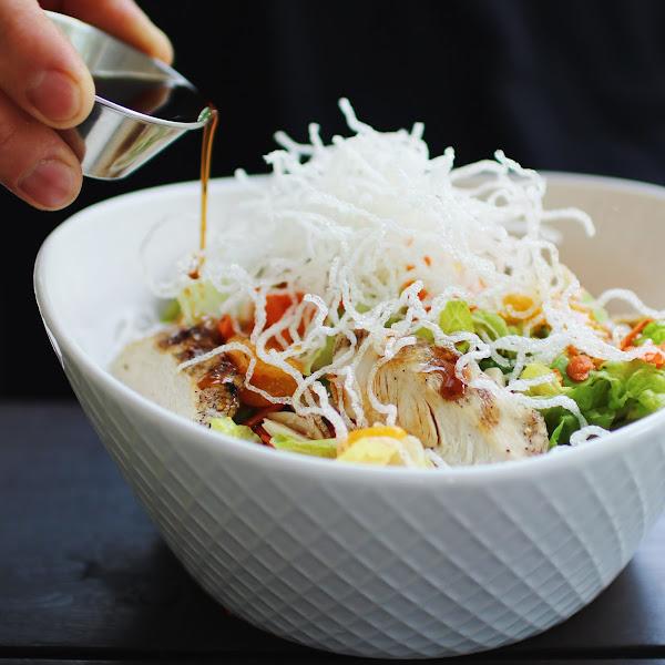 Asian Chicken Salad (Summer Menu Item)