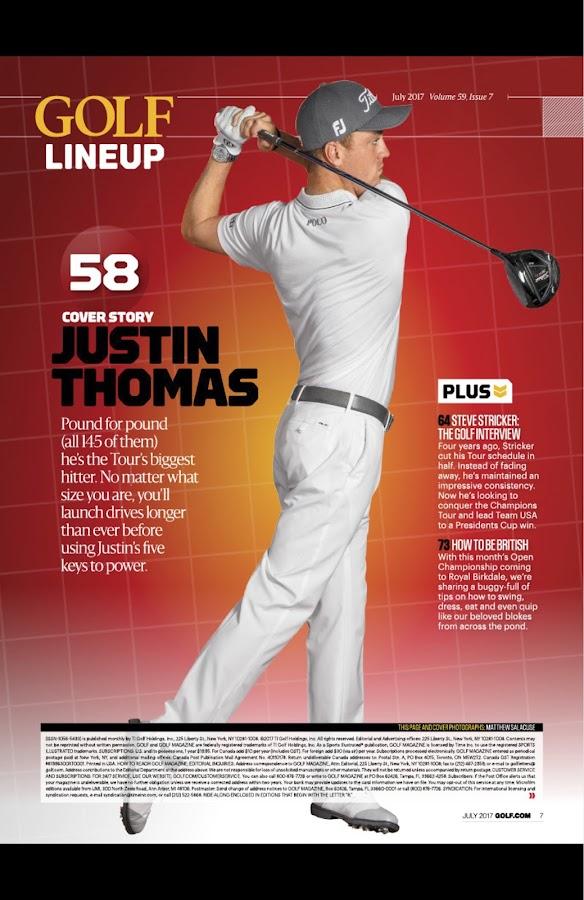 Golf- screenshot