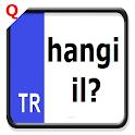 türkiye il plakaları oyunu icon