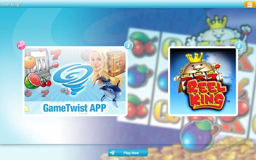 Reel Kingu2122 Slot  screenshots 10