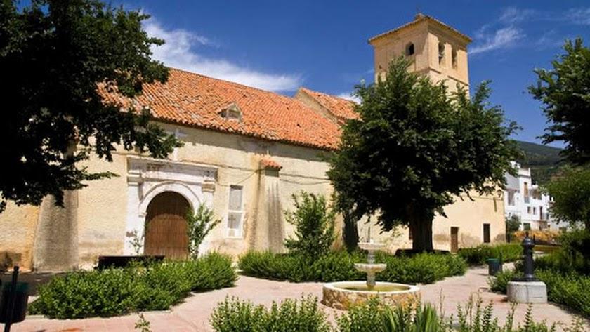 Iglesia de San Juan de Paterna, en una imagen de \'Culturanadalucía\'.