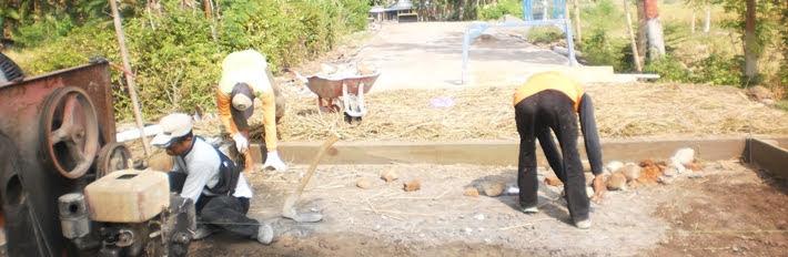 Kondisi Umum Desa Begal Ngawi Jatim