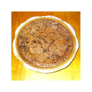 Chocolate-Crack Pie