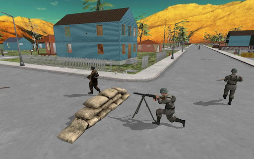 Call Of Courage 2 : WW2 Frontline Commando 1.6 screenshots 14