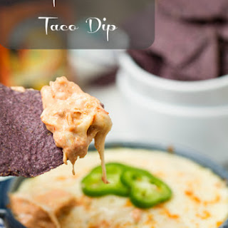 Shredded Chicken Taco Dip Recipes.