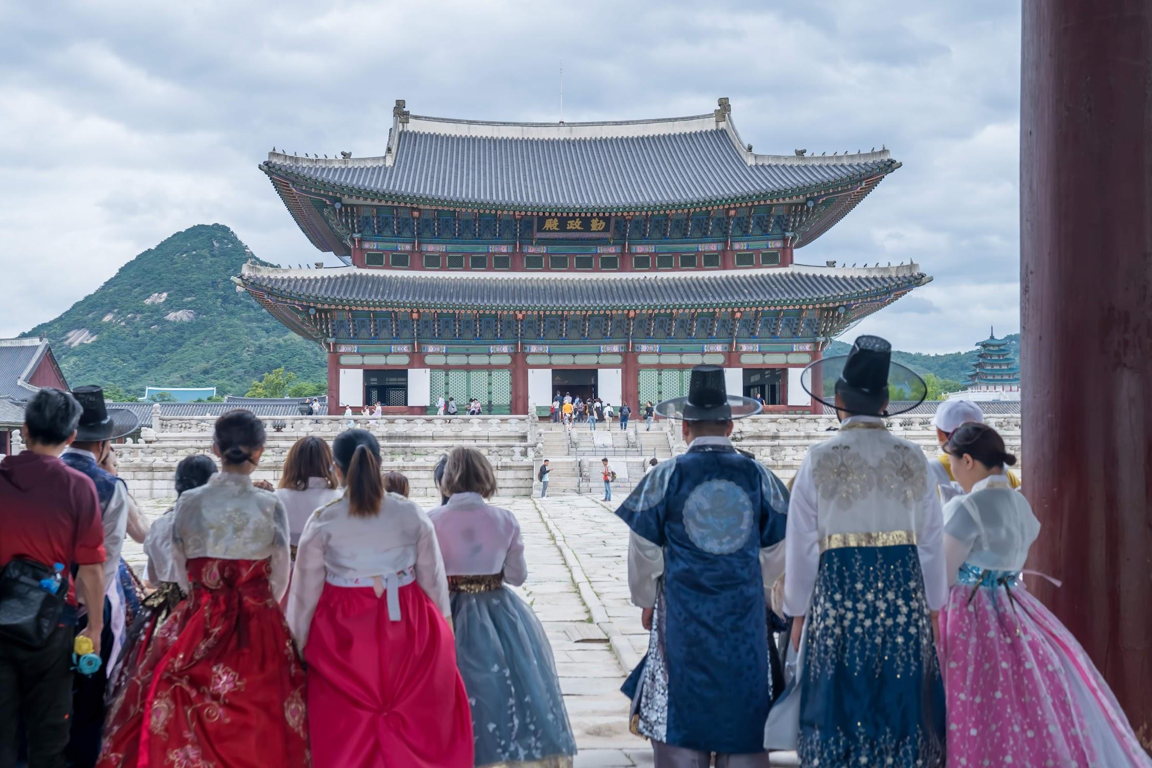 ソウル 景福宮2