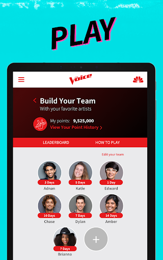 The Voice Official App on NBC screenshot 14