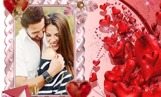 Romantic photo frames HD Photo Editor - náhled