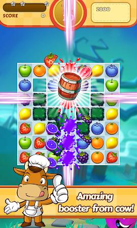 Juice Garden - Fruit match 3 1.4.3 screenshot 540749