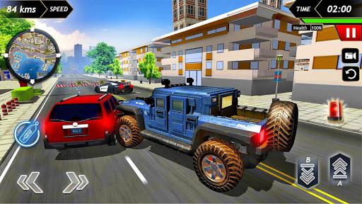 US Police Car Racing 2019 1.7 Screenshots 5
