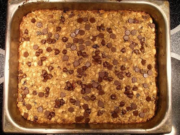 Salty, Sweet, Moist And Crunchy Everything I Like In An Energy Bar.