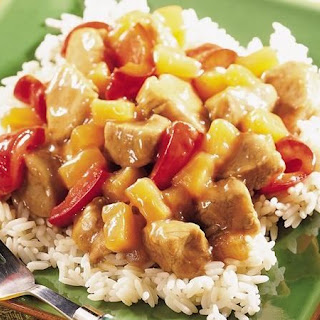 Slow-Cooker Sweet and Sour Pork.