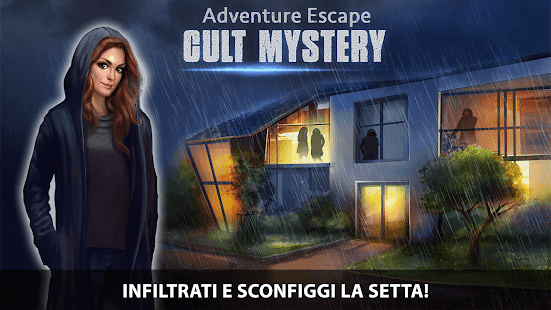 Adventure Escape: Cult Mystery- miniatura screenshot