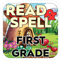 Read & Spell Game First Grade icon
