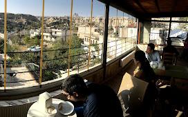Утренний кофе с видом на Гёреме