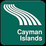 Cayman Islands Map offline