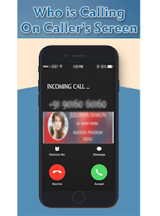 True ID With Live Mobile Location Tracker Caller - náhled