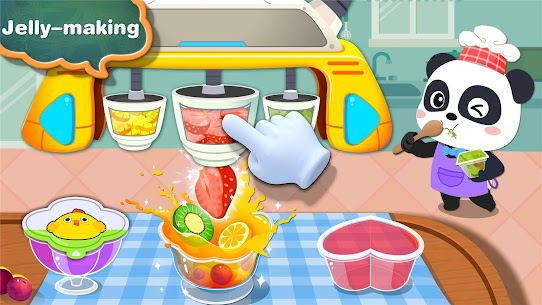 Little Panda's Snack Factory 9