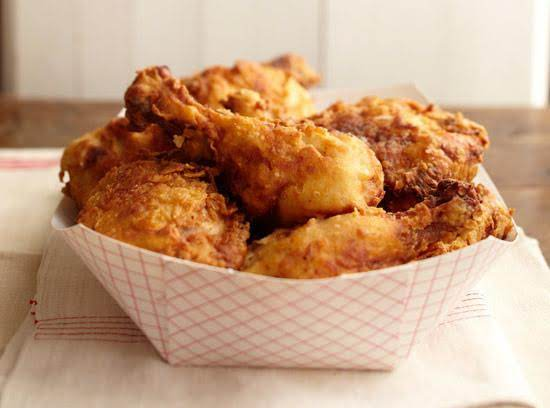 Mouthwatering Fried Chicken