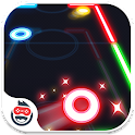 Glow Hockey Air icon