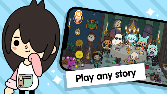 Toca Life World: Build stories & create your world Mod Apk Download For Android 4