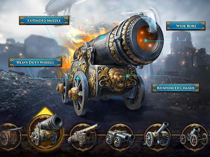 Guns of Glory v 3 0 0 APK + Hack MOD (Unlimited Clip / Clip