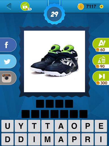 Sneakers Quiz Game 3.1 screenshots 15