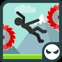 Stickman Survive: Jump and Dodge icon